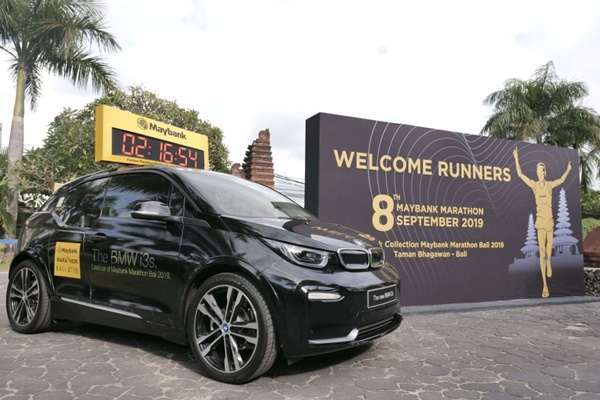 Mobil Listrik BMW i3s - BMW