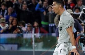 Nike Gelontorkan Rp251 Miliar untuk Dapatkan Cristiano Ronaldo