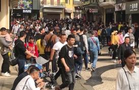 Survei Mastercard 2018, China Sumbang 18,2% Wisman ke Asia Pasifik
