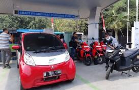 Pembangunan Stasiun Pengisian Kendaraan Listrik Umum Perlu Dipacu