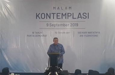 Beban Berat SBY Saat Usia 70 Tahun