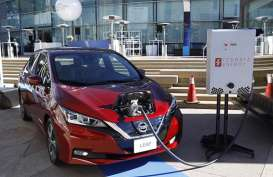 UJI BERKENDARA : Nissan Leaf Tempuh 280 KM