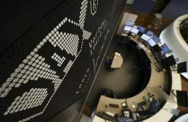 Bursa Inggris Merah, Indeks Stoxx Ditutup Berbalik Melemah