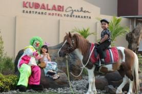 Oktober 2019, Eastparc Hotel Buka Kudalari Garden