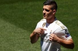 Luka Jovic Mulai Jalani Masa Sulit di Real Madrid