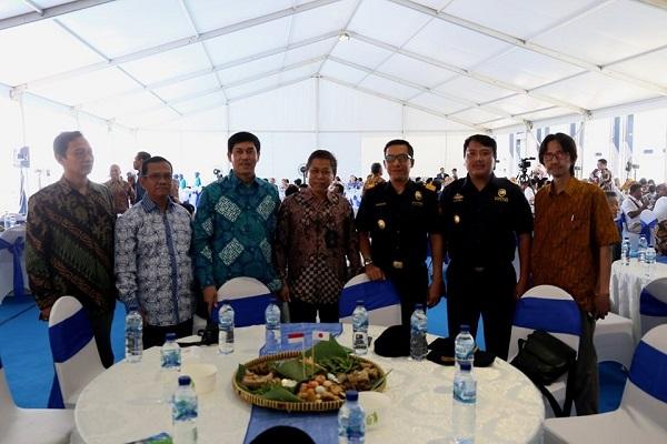 Kanwil Bea Cukai Jatim I Hadiri Peresmian Kawasan Berikat Pertama di Kabupaten Tuban, Jawa Timur