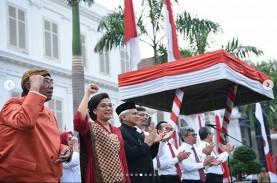 Menkeu Sri Mulyani Lantik 25 Pejabat Eseolan II