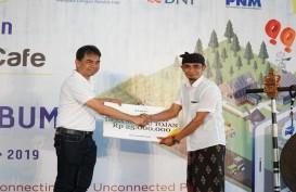 Ides Cafe, Kini Warga Desa di Bali Bisa Akses Internet
