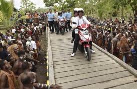 Tokoh Papua Usul Bangun Istana Kepresidenan, Begini Jawaban Presiden Jokowi