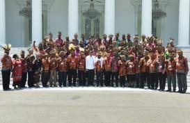 Bertemu Presiden Jokowi, Tokoh Papua Ajukan 9 Permintaan