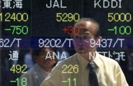 Indeks China Terbebani Data Ekonomi, Mayoritas Bursa Asia Melemah