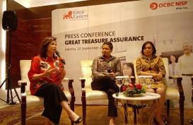 Luncurkan Asuransi Warisan, Great Eastern Life Raup Premi Rp9,5 Miliar