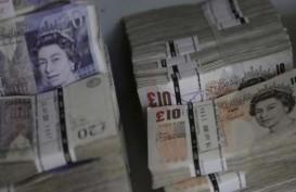 Pound Sterling Berbalik Melemah Setelah Capai Level Tertinggi