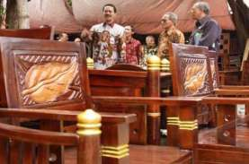 Presiden Sorot Ekspor Mebel, Bagaimana Kinerja Jateng?