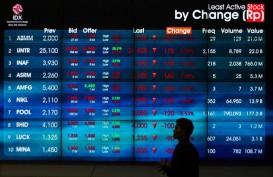 10 Saham Paling Dicari Investor Asing, Selasa 10 September