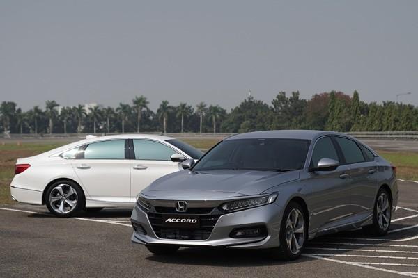 All New Accord - Honda
