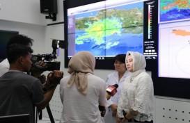 Bibit Awan Terpantau di Kalbar, Proses Hujan Buatan Dilakukan