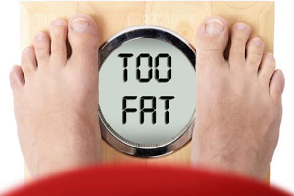 Angka pada timbangan mengindikasikan gemuk atau tidak - Istimewa