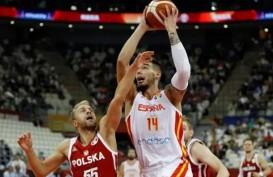 Hasil Piala Dunia Basket : Spanyol ke Semifinal, Hentikan Polandia