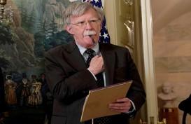 Tiba-tiba, Presiden Trump Pecat Penasihat Keamanan John Bolton