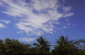 Cuaca Kota Bandung 11 September 2019, Cerah Berawan