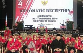 Gelar Resepsi Diplomatik, Dubes Husnan Bey Fananie Sebut Kerja Sama Indonesia-Azerbaijan Terus Berkembang