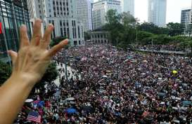 Hong Kong Krisis Politik, Pengembang Diskon Rumah Baru