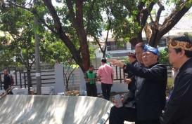 Revitalisasi Taman Pramuka, Bandung Rampung Akhir September 2019