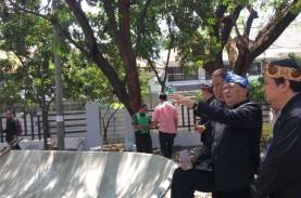 Revitalisasi Taman Pramuka, Bandung Rampung Akhir…