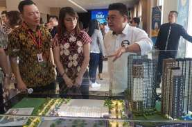 Pakuwon Incar Penjualan Apartemen Bella Rp200 Miliar
