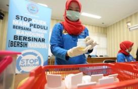 BKPP dan BNN Kota Bandung Tes Urine Pegawai Kewilayahan