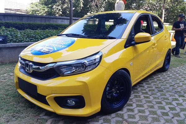 Salah satu mobil yang akan dipamerkan di ajang IMX 2019 - Bisnis/Thomas Mola