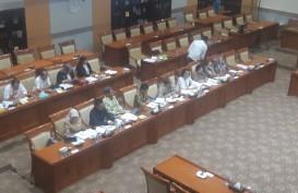 Uji Kelayakan Capim KPK : KPK Kirim Surat Resmi Rekam Jejak Calon Pimpinan ke DPR