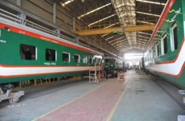 INKA Kirim Kereta Penumpang ke Bangladesh Batch II