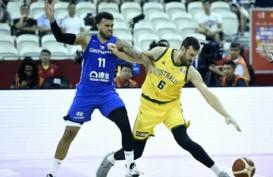Hasil Piala Dunia Basket, Australia Hentikan Repubik Cheska di 8 Besar