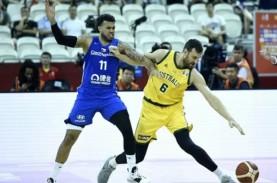 Hasil Piala Dunia Basket, Australia Hentikan Repubik…