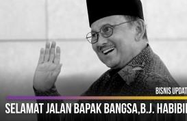 B.J. Habibie Wafat, Indonesia Berduka