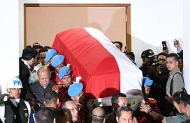 Saleh Husin : Kepergian B.J. Habibie adalah Kehilangan Besar
