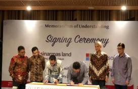 Sinar Mas & Microsoft Berkolaborasi Jadikan BSD City Kota Pintar