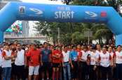 Tambora Run Ajang Promosi Budaya