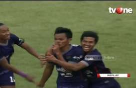 Persita Tekuk Sriwijaya FC 1-0, Posisinya Melejit ke Peringkat 2. Ini Videonya