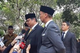 Pemakaman B.J. Habibie :Kepala Daerah dan Menteri…