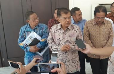 Wapres JK Gelar Rapat Bahas RUU Pertanahan, Pemerintah Ingin Berikan Kepastian Hukum