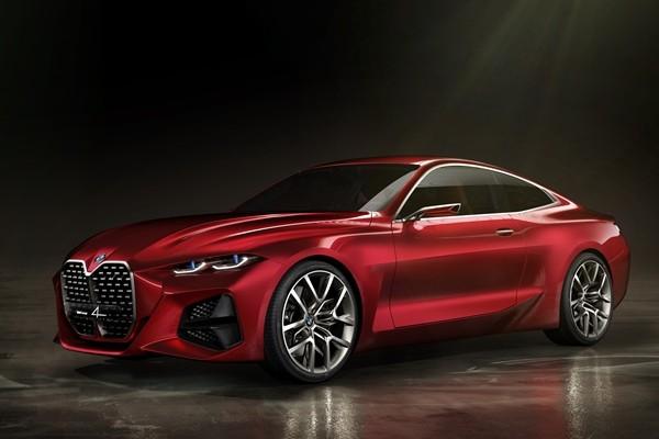 BMW Concept 4 - BMW