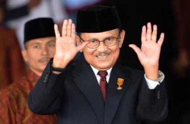 B.J. Habibie Layak Jadi Bapak Supply Chain Indonesia