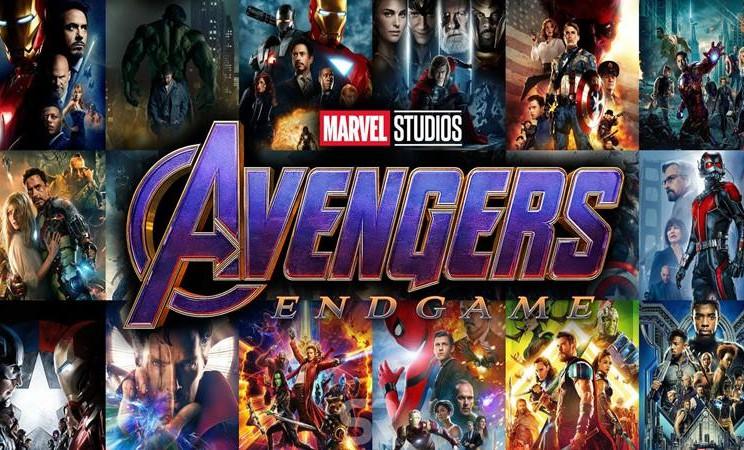 Poster film Avangers : Endgame - Istimewa