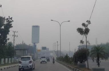 Gara-Gara Asap, Sejumlah Kampus di Riau Liburkan Kuliah