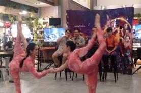 Oriental Circus Indonesia Bidik 30.000 Pengunjung…