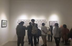 Festival Sketsa Indonesia Hadirkan 616 Karya di Galeri Nasional