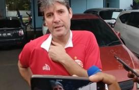 Pelatih Persija Julio Banuelos Terancam Dipecat